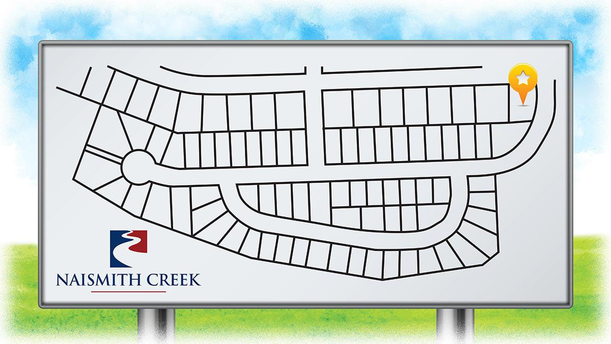 17) Naismith Creek Subdivision, 31st & Louisiana
